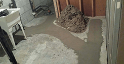 Basement Crack Repair Services